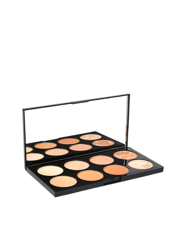 Makeup Revolution London Ultra Professional Bronze Palette Blusher image