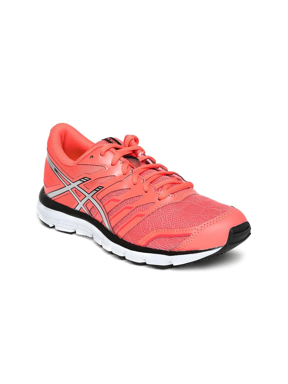 the best attitude 769de ea234 Asics t5k8n-7693 Women Coral Orange Gel Zaraca 4 Running Shoes- Price in  India