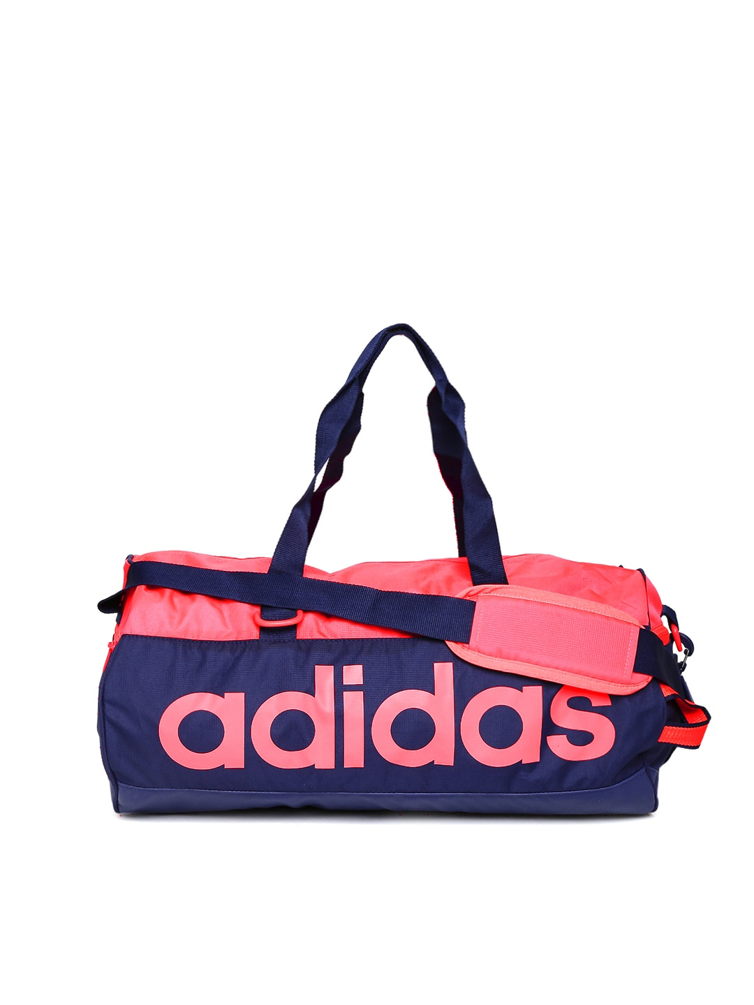 Adidas ab0691 Women Navy And Neon Pink Lin Per Tb S Duffle Bag- Price in  India bf43c2672f96e