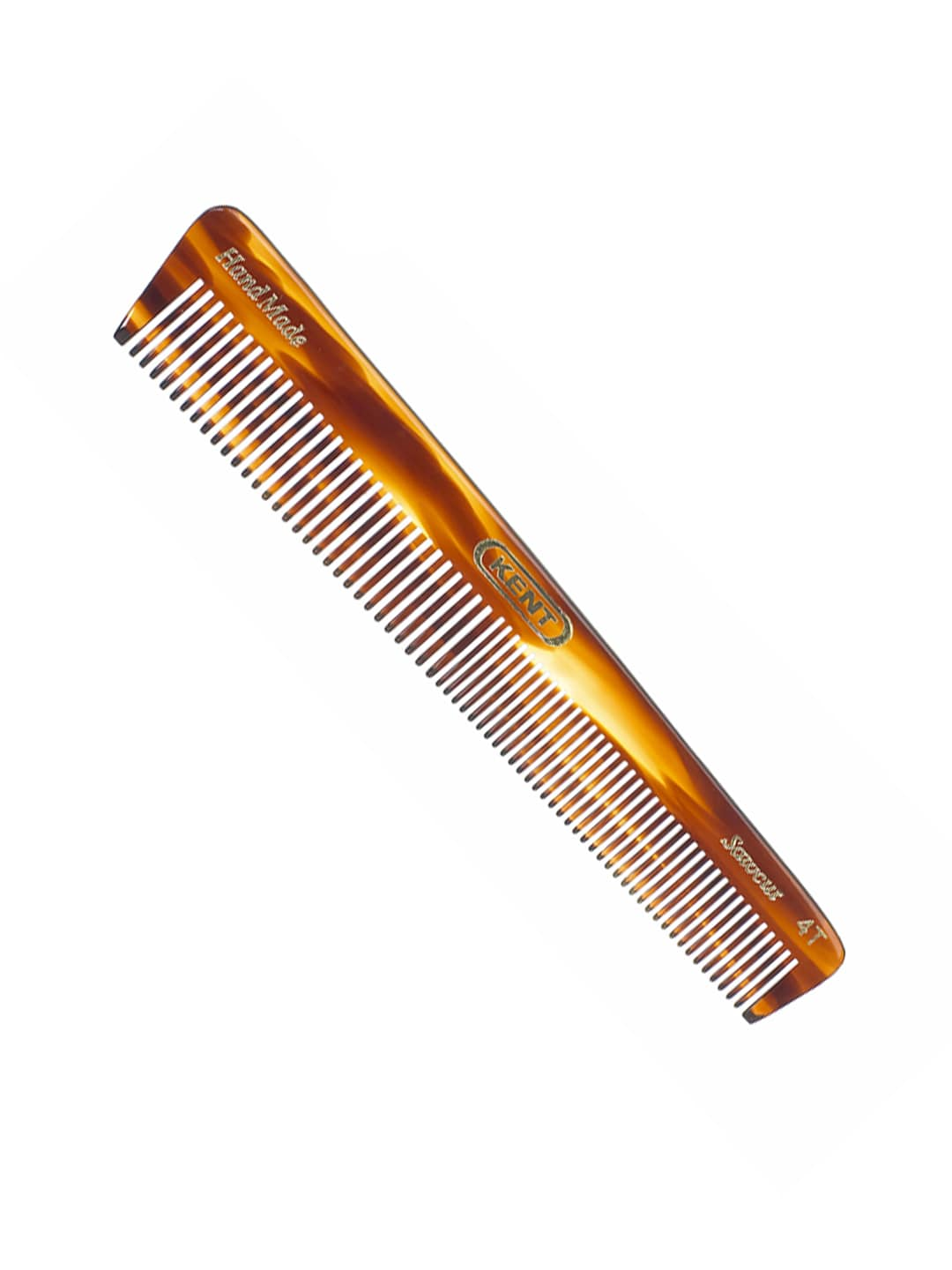 Kent Unisex Brown Handcrafted Comb 4T image