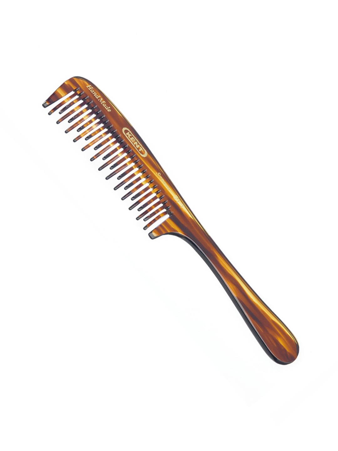 Kent Unisex Brown Handcrafted Comb 21T image