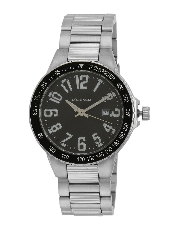 D'signer Men Black Dial Watch 204SM image