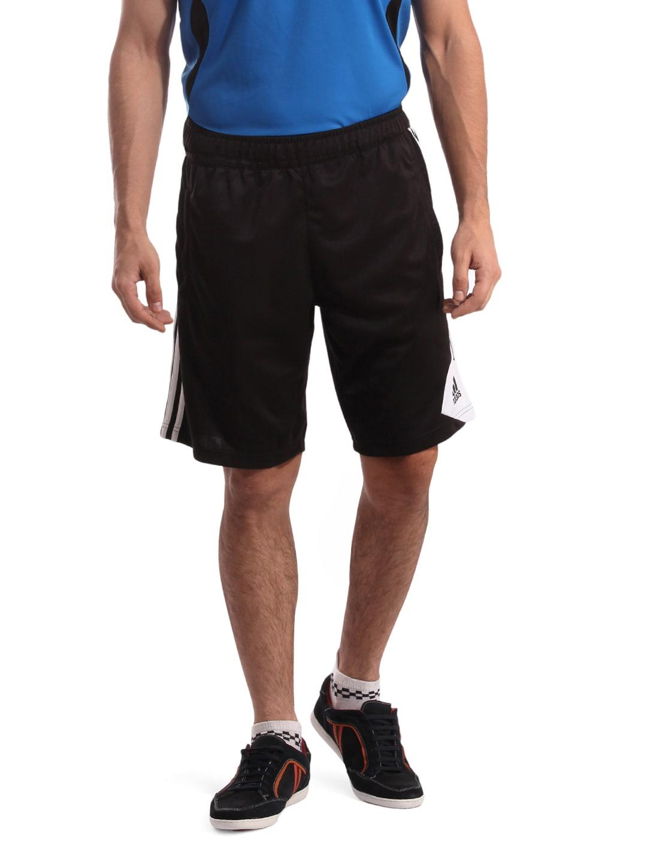 8a9aee9ef Adidas x16948 Men Training Black Shorts - Best Price in India   priceiq ...