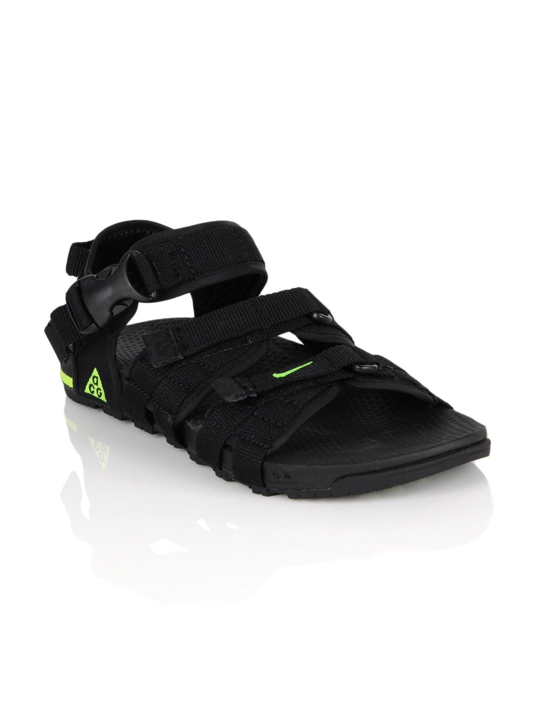 19df50036255 Nike 393746-070 Men Air Deschutz Black Sandals - Best Price in ...