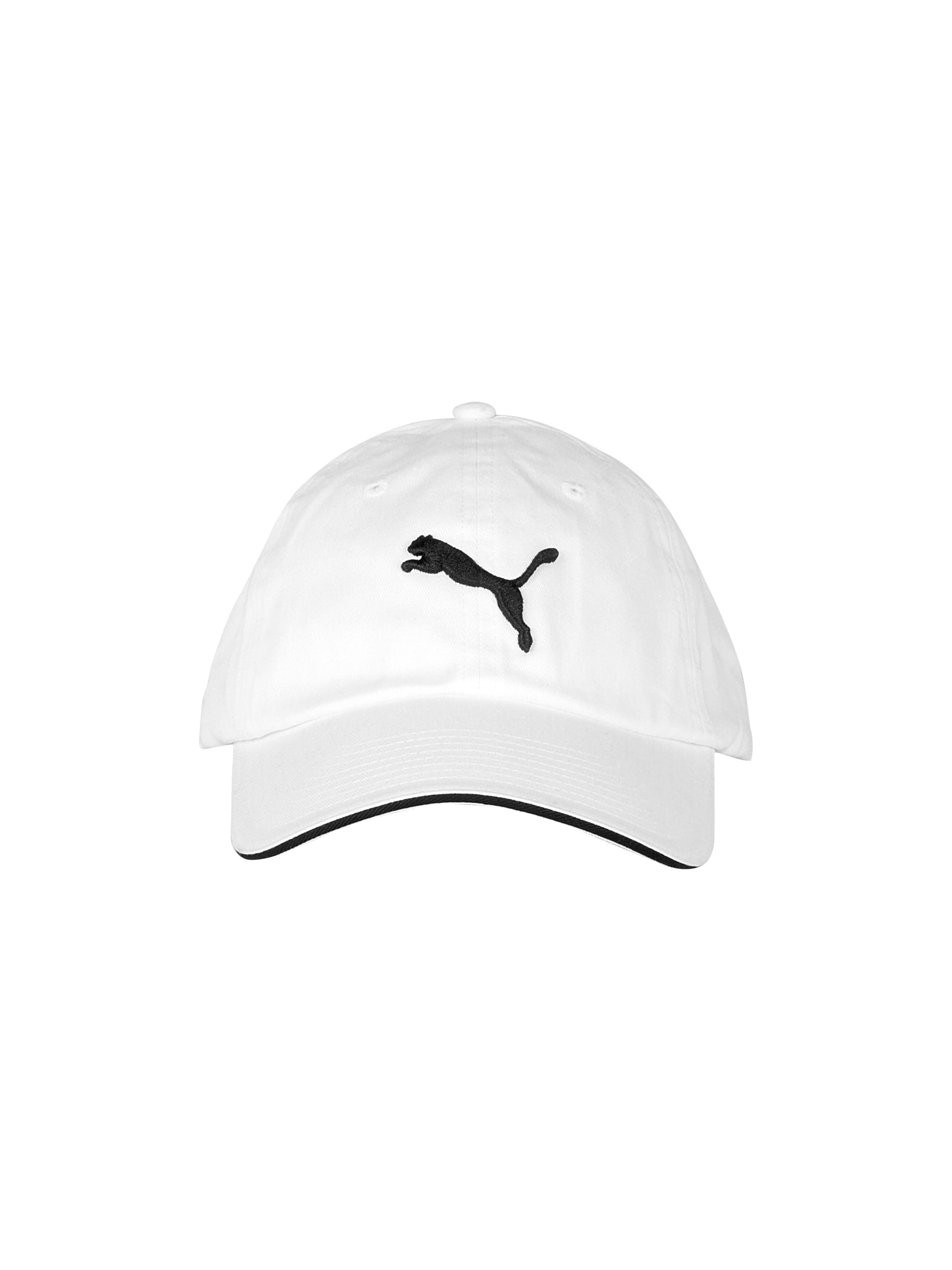 d5dd5db9 Puma 84075604 Unisex Unisex Cat Logo White Caps - Best Price in ...
