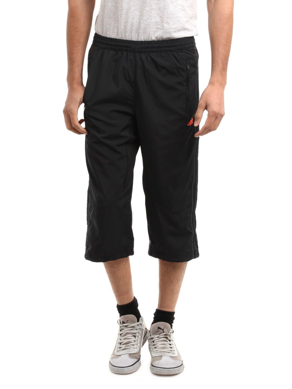 4cf5ec426 Adidas x16646 Men Black 3 4 Length Pants - Best Price in India ...
