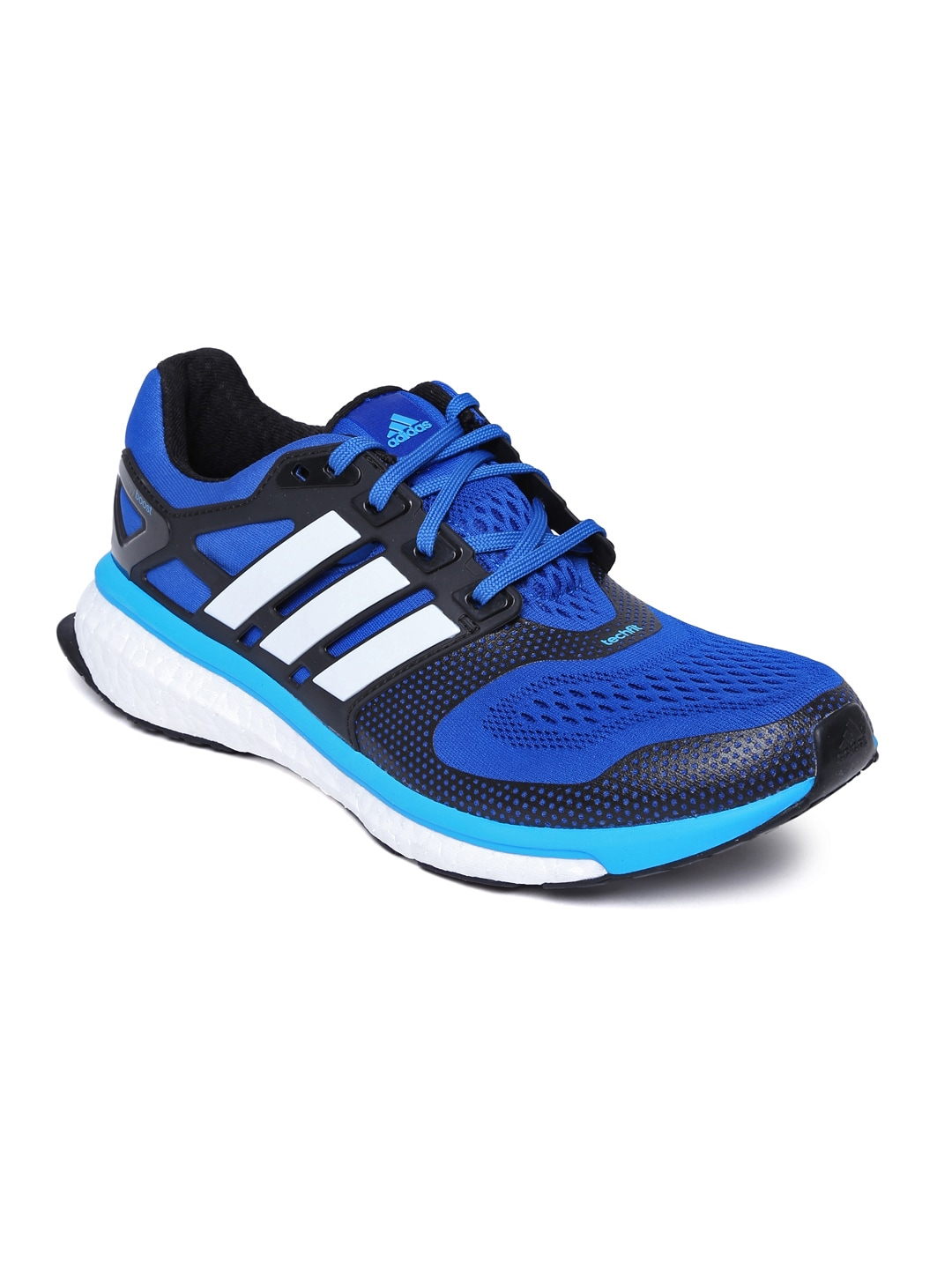 online store c530f caa2b Adidas m29753 Men Blue Black Energy Boost 2 Esm M Running Shoes- Price in  India