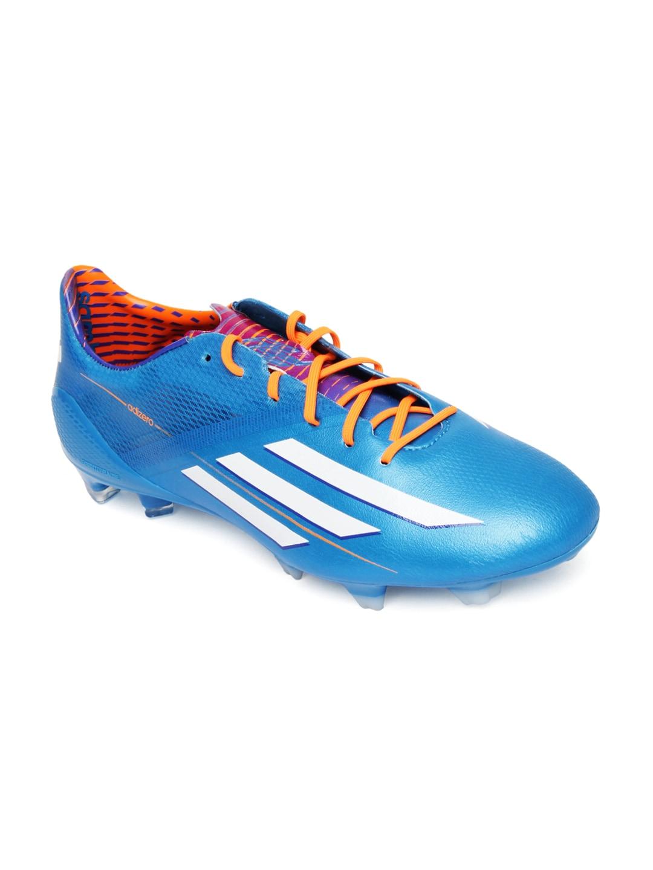 Adidas d67203 Men Blue F50 Adizero Trx Fg Sports Shoes- Price in India 76d41ced31a20