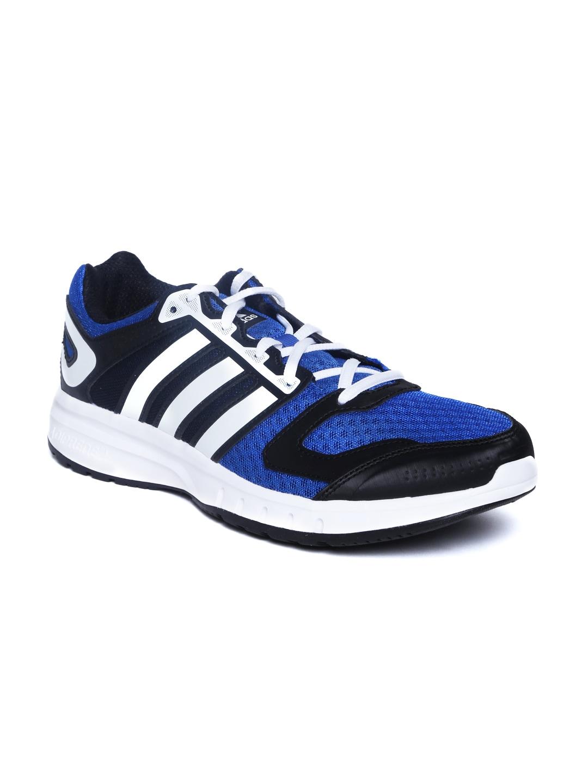 Adidas m18661 uomini blu galassia m scarpe da corsa miglior prezzo in india