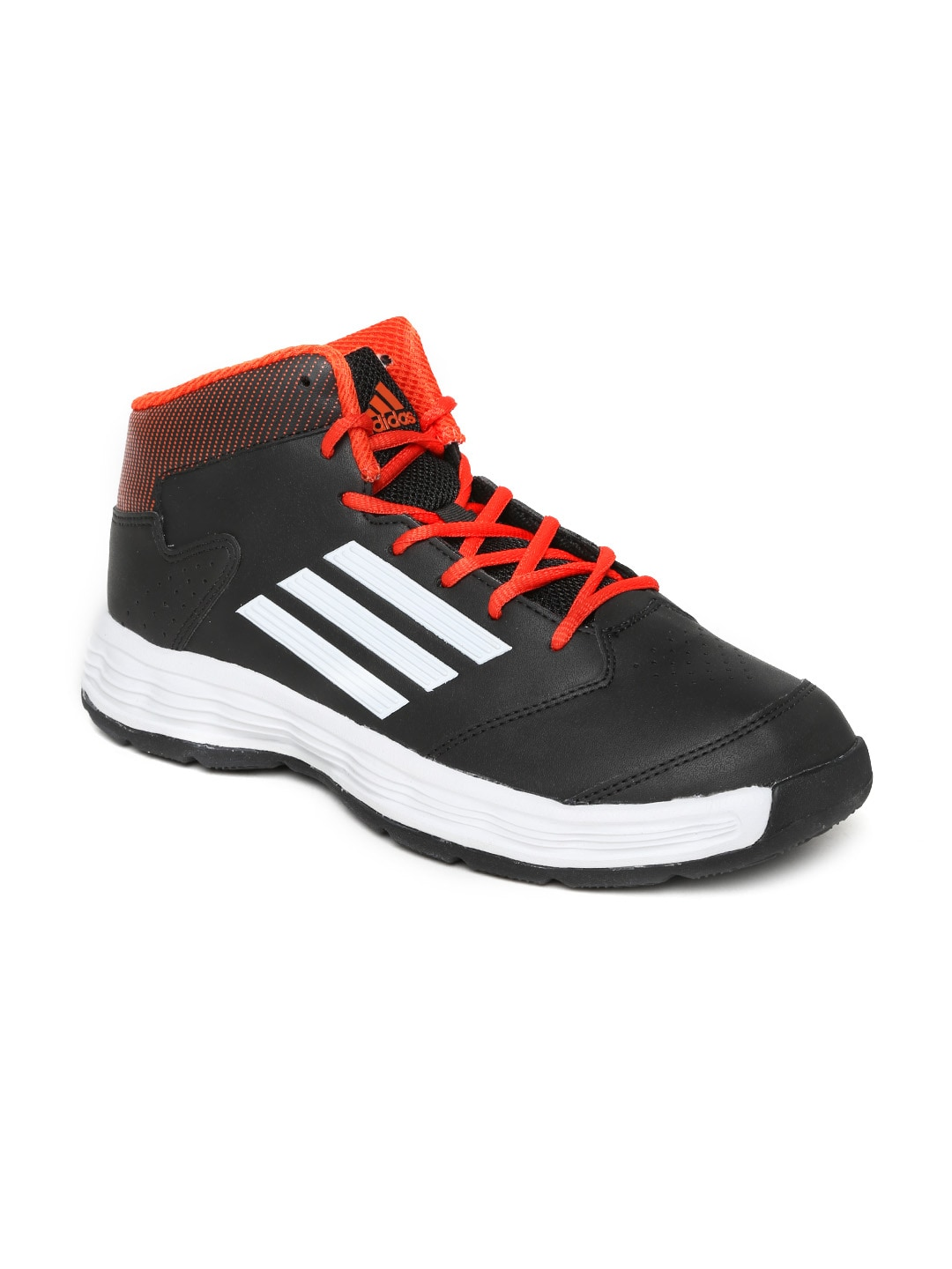 a28fd29b7a23e Adidas b08194 Men Black Shove Basketball Shoes - Best Price in ...