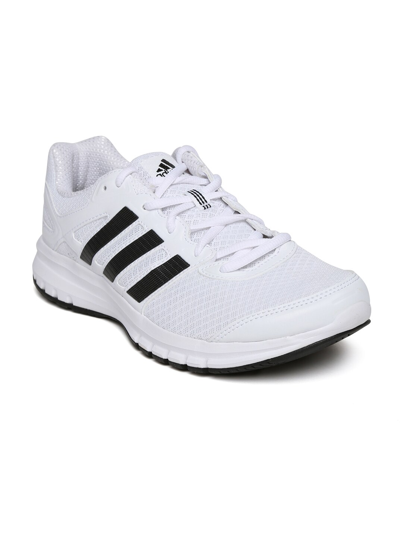 6b21c67efa6a Adidas m18348 Men White Duramo 6 M Running Shoes - Best Price in ...