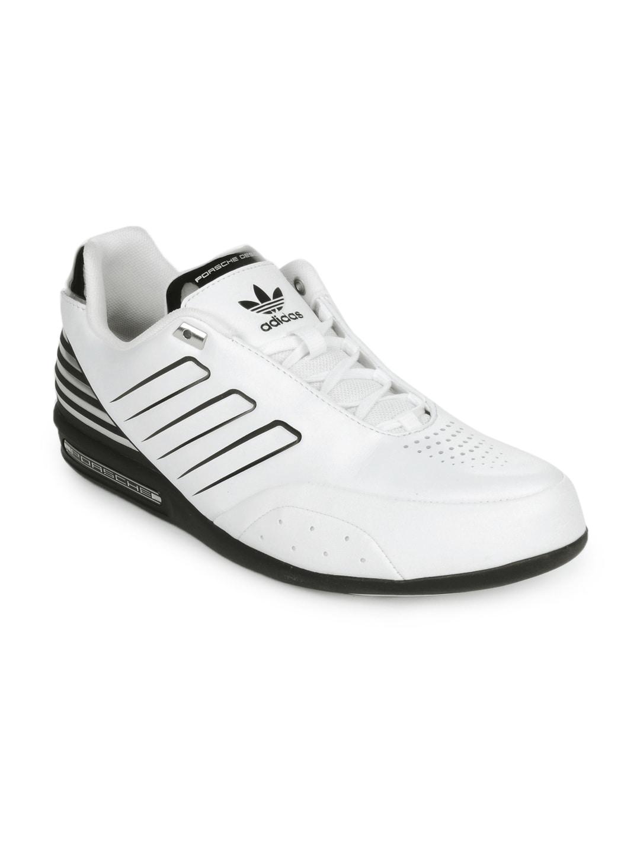 watch aa8f8 d2f6e Adidas q23136 Originals Men White Porsche 917 Casual Shoes