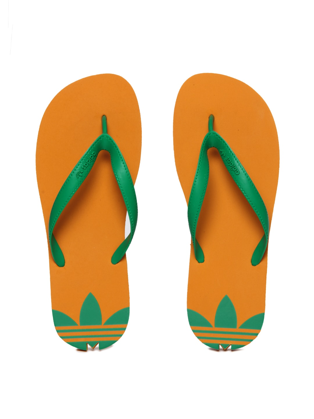 09754f3f9 Adidas d65629 Originals Men Orange Adi Sun Flip Flops - Best Price ...