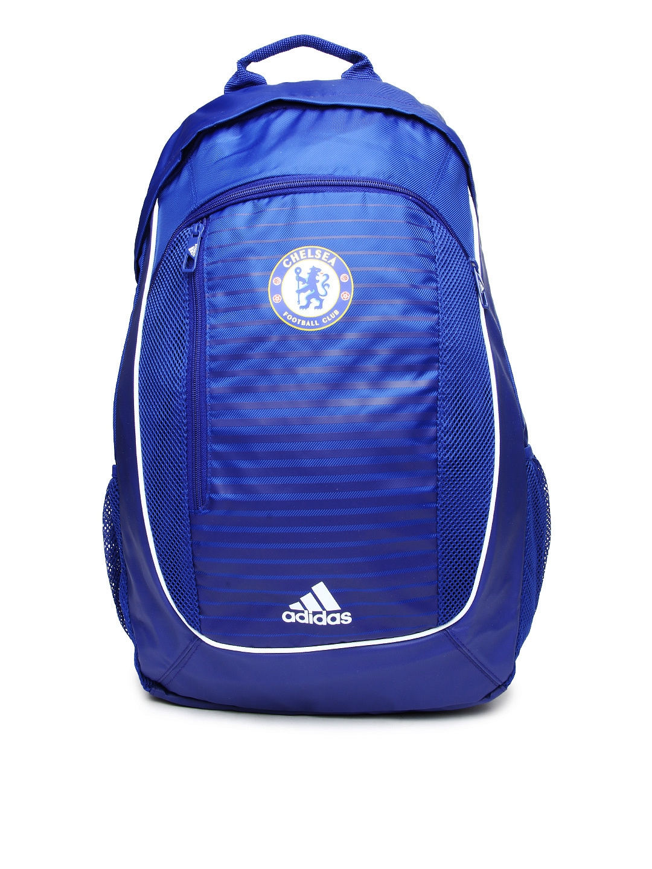 e6bf2ea5ed Adidas m60145 Unisex Blue Chelsea Football Club Backpack - Best ...