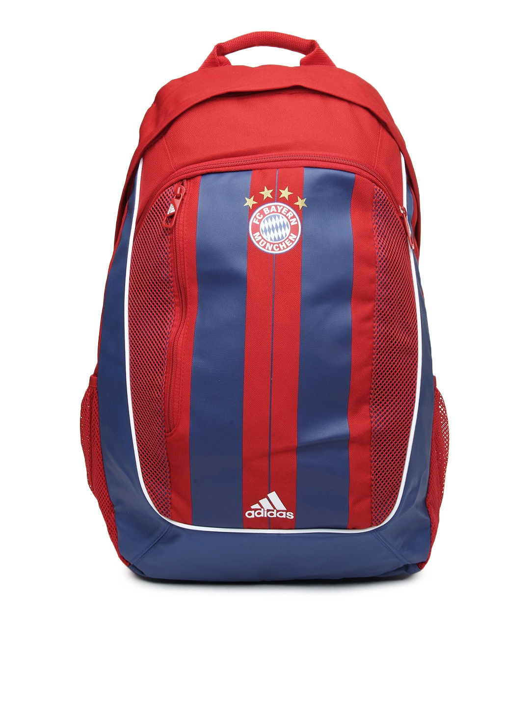 47450e044315 Adidas m60172 Unisex Red Fc Bayern Munchen Backpack - Best ...