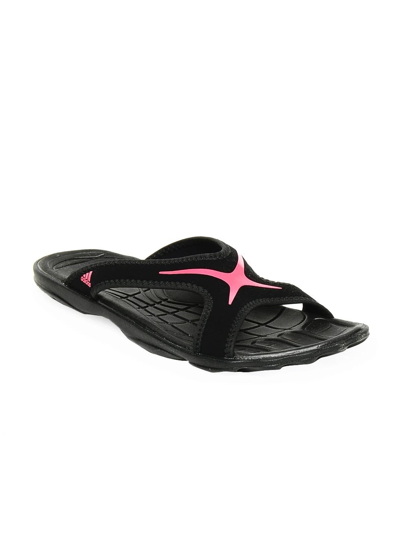 1c1a0107607e Adidas g62144 Women Black Adipure Slide Flip Flops - Best Price in ...