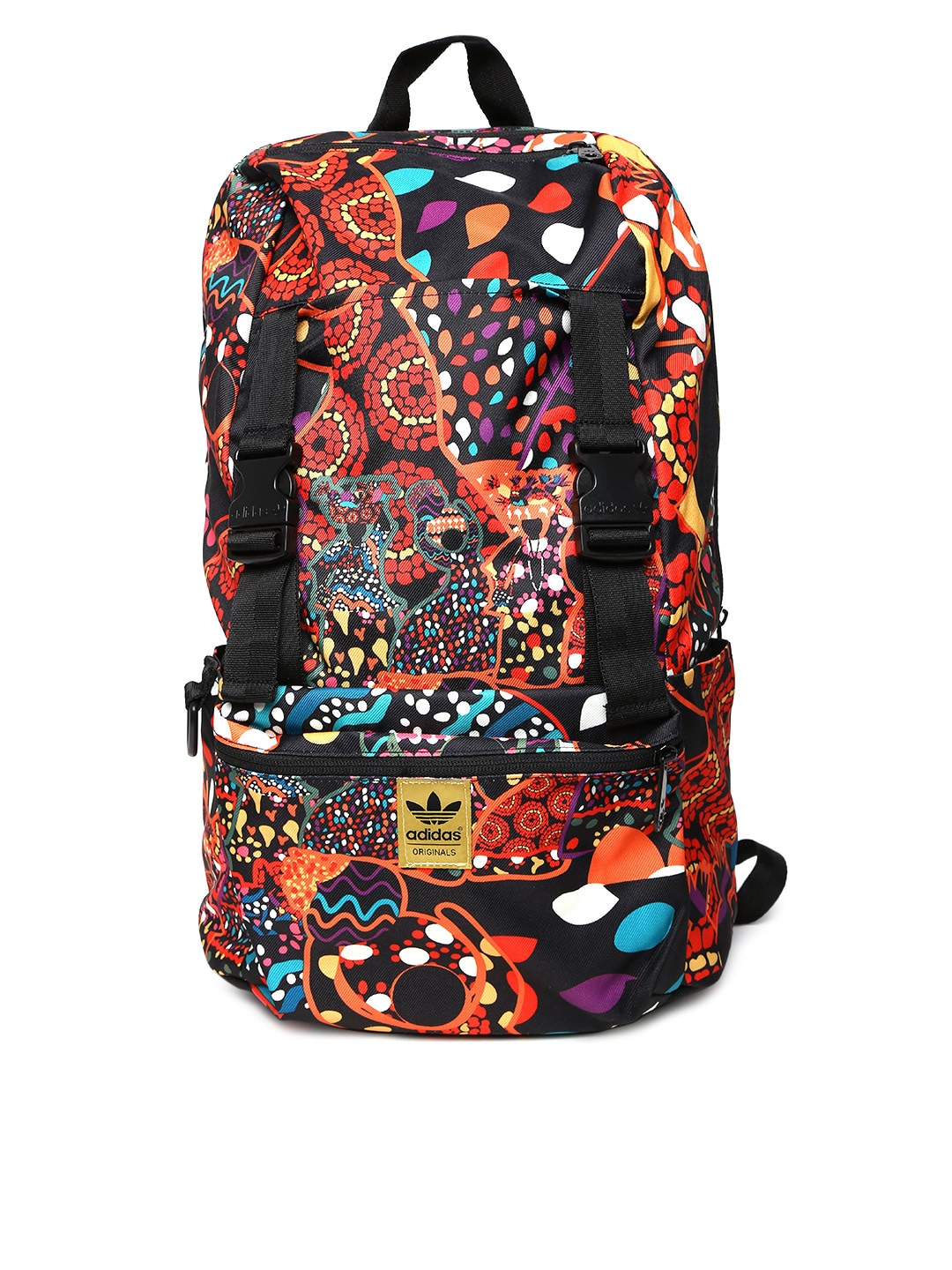 Adidas m30792 Women Multicoloured Bp Camp Maracatu Backpack- Price in India 66743f2bfb99f