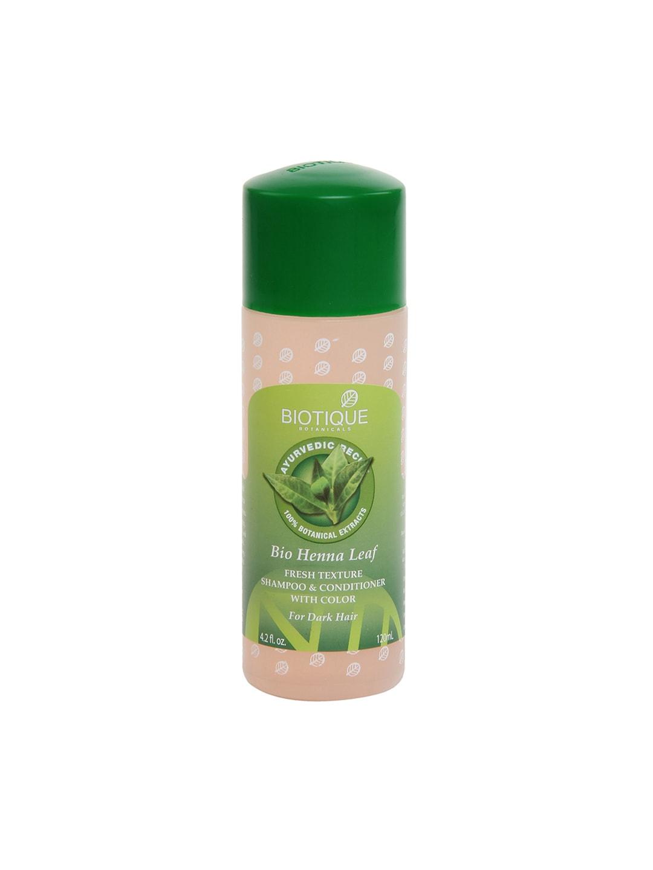 Biotique 8906009451411 Bio Henna Leaf Shampoo Conditioner With