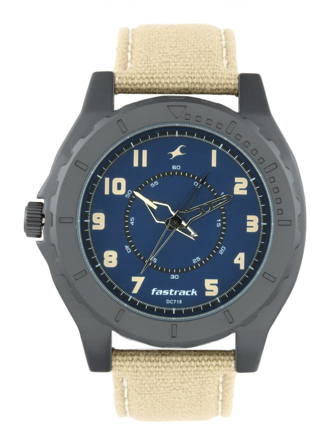 Fastrack Men Blue Dial Watch 9462AL01