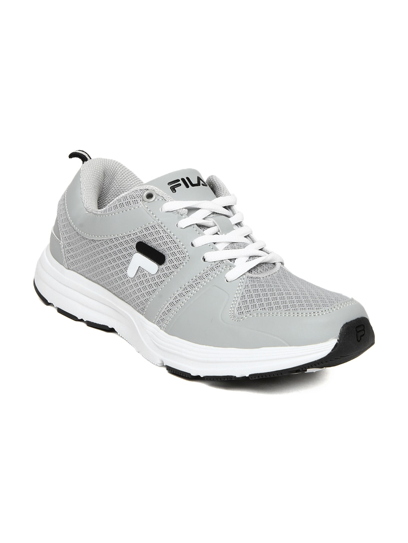 fcba61341b7f Fila 11002373 Men Grey Levo Sports Shoes - Best Price in India ...