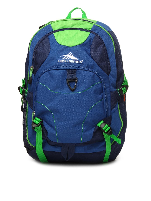 High sierra 20h--0--01-001 Unisex Blue Neuro V2 Backpack - Best