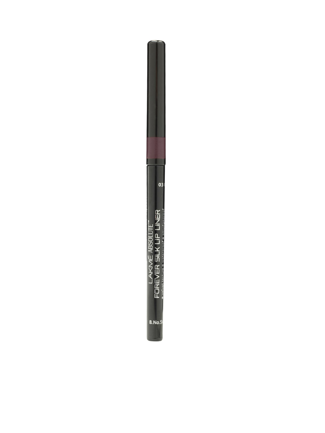 Lakme Absolute Forever Silk Poppy Red Lip Liner image