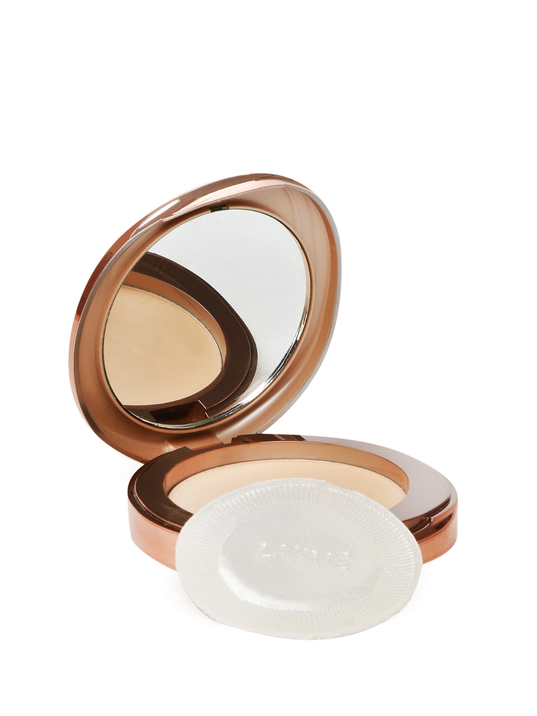 Lakme 9to5 Flawless Matte Complexion Apricot Compact image