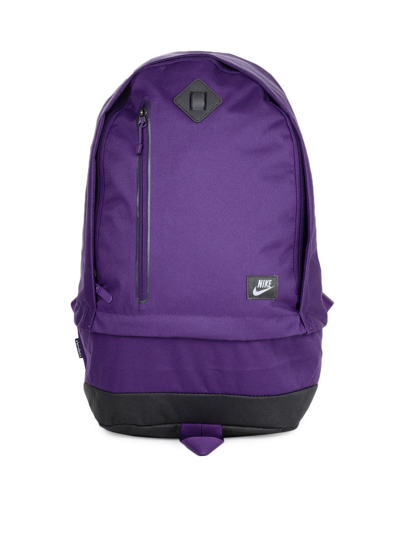 Nike ba3247-517 Unisex Cheyenne 2000 Classic Purple Backpack- Price in India 56418eed217bf