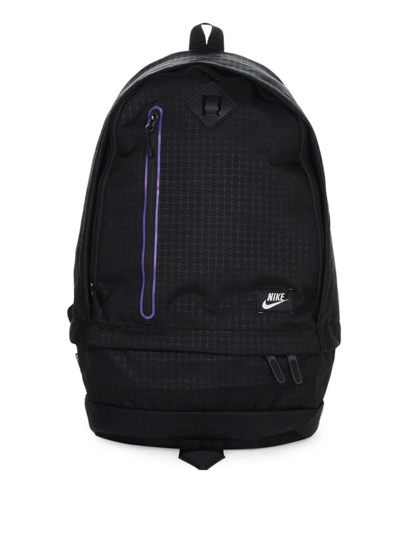 Nike ba3247-016 Unisex Cheyenne 2000 Classic Black Backpack- Price in India bed678462ee18