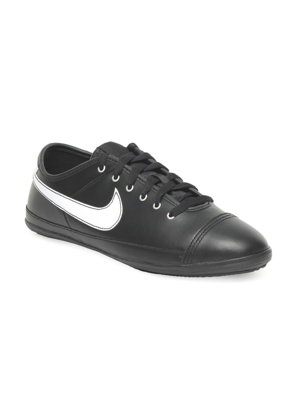 best authentic fbf1d e8272 Nike 441396-013 Men Black Flash Leather Shoes - Best Price ...