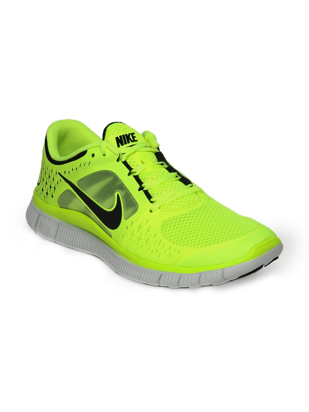 cheaper 3a441 f89dc Nike 510642-702 Men Fluorescent Green Shoes - Best Price ...