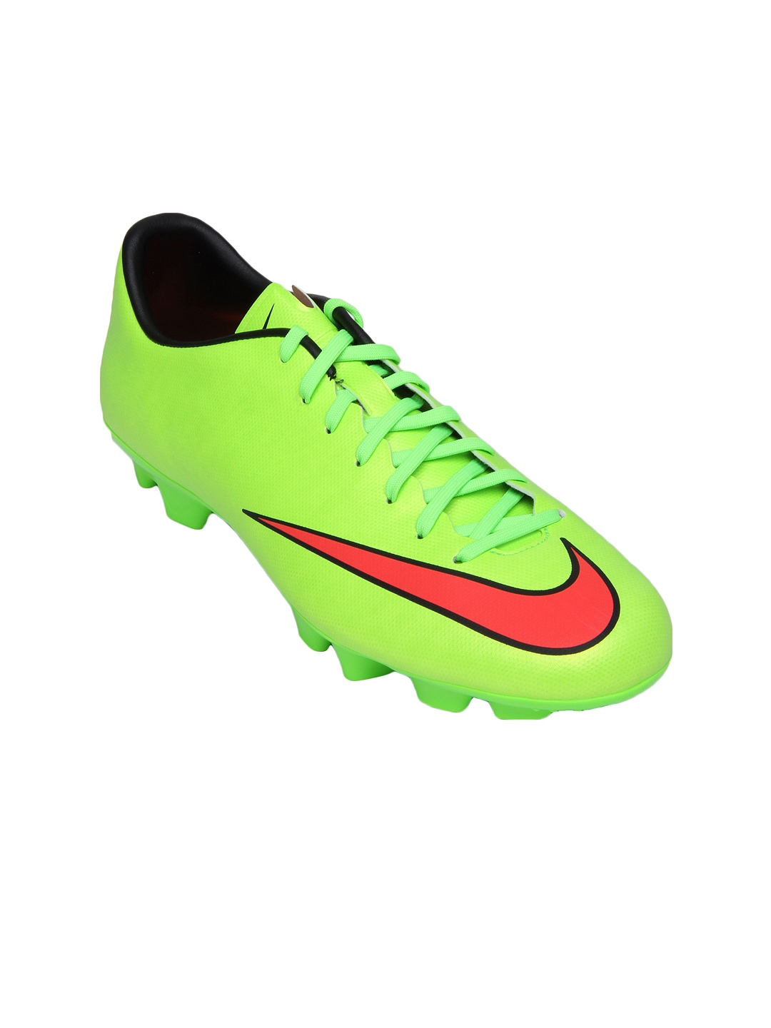 23476f6cf86 Nike 651645-360 Men Green Mercurial Victory V Hg V Football Shoes- Price in  India