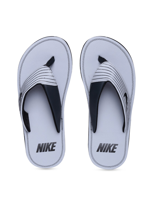 more photos b9b64 ba061 Nike 636165-011 Men Grey Chroma Thong Iii Flip Flops - Best ...