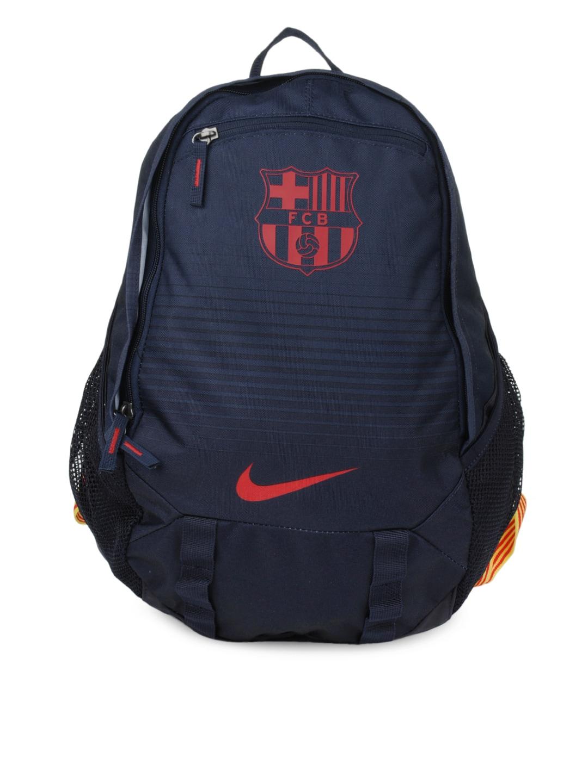best service 0ce55 61f8b Nike Men Navy Allegiance Fc Barcelona Offense Backpack