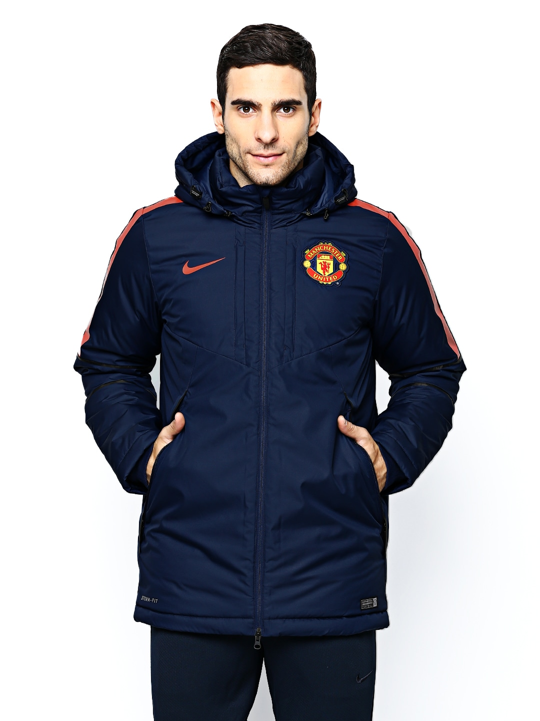 4b74a88000fa Nike ni091ma69jzuindfas As Hyperspeed Unlined Navy Blue Track Jacket ...