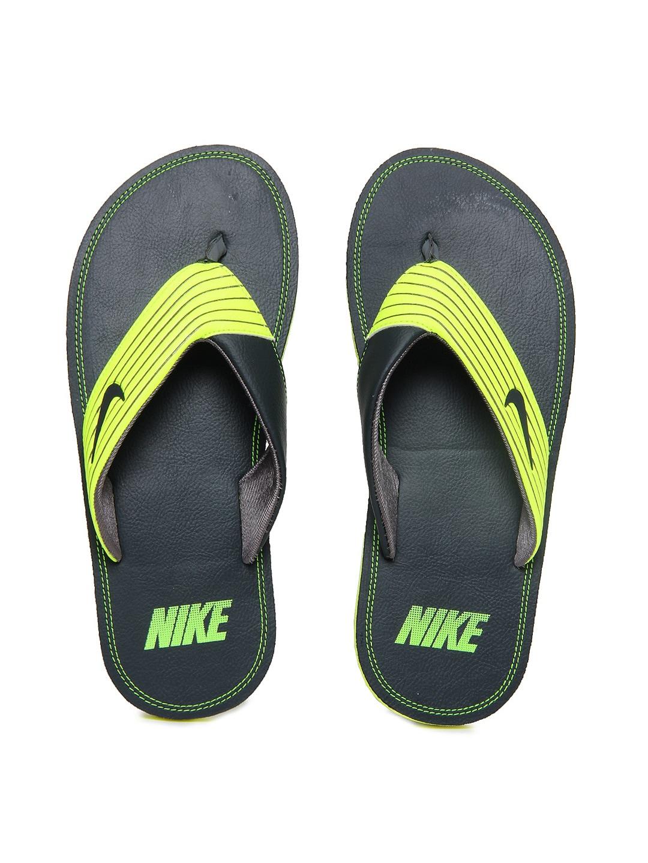 reputable site 4299c 4f851 Buy Nike Teal Chroma Thong III NSW Flip Flops - Flip Flops ...