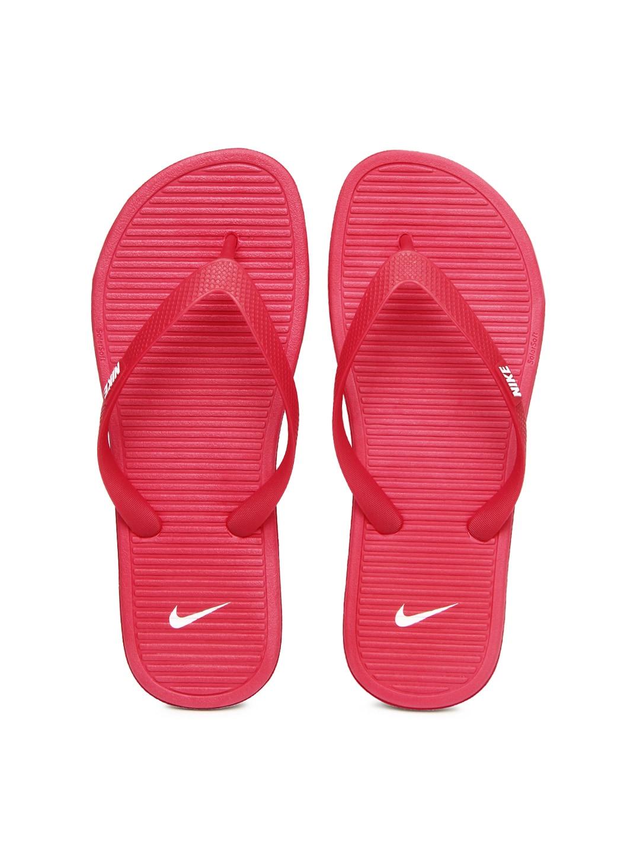 sale retailer acb4c b4c0c Nike 488160-614 Men Pink Solarsoft Thong Ii Flip Flops - Best ...