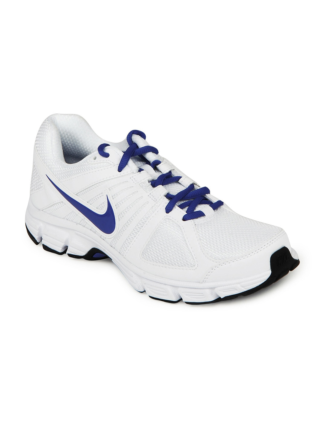 93387403584 Nike 538258-105 Men White Downshifter 5 Msl Sports Shoes- Price in India