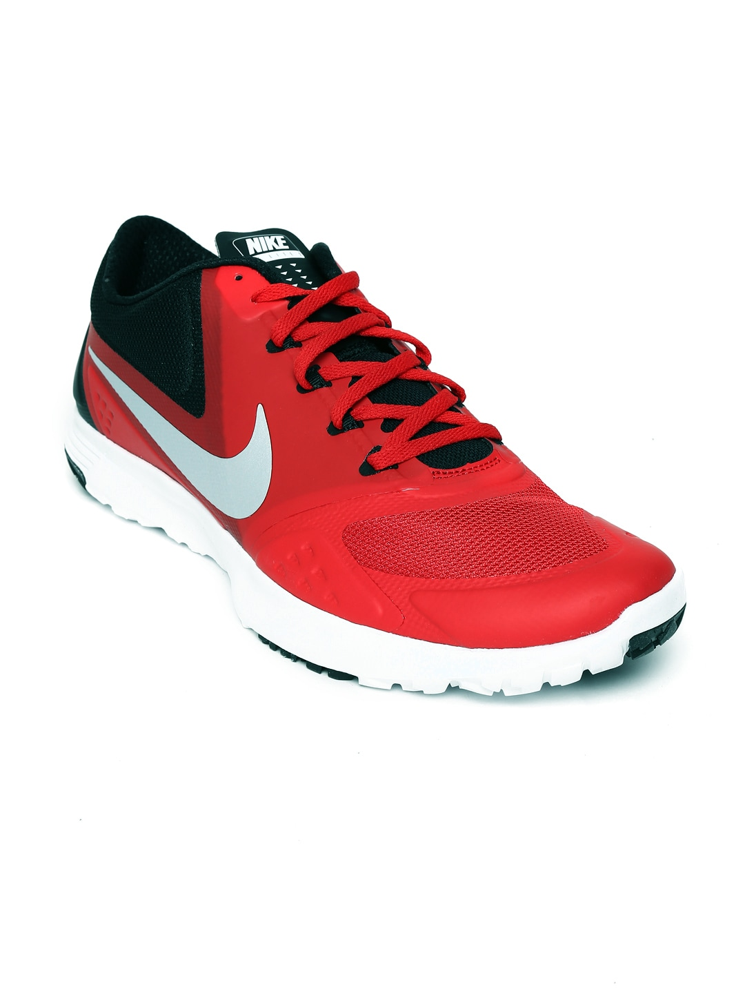 bfe43592 Nike 683141-600 Men Red Black Fs Lite Trainer Ii Training Shoes- Price in  India