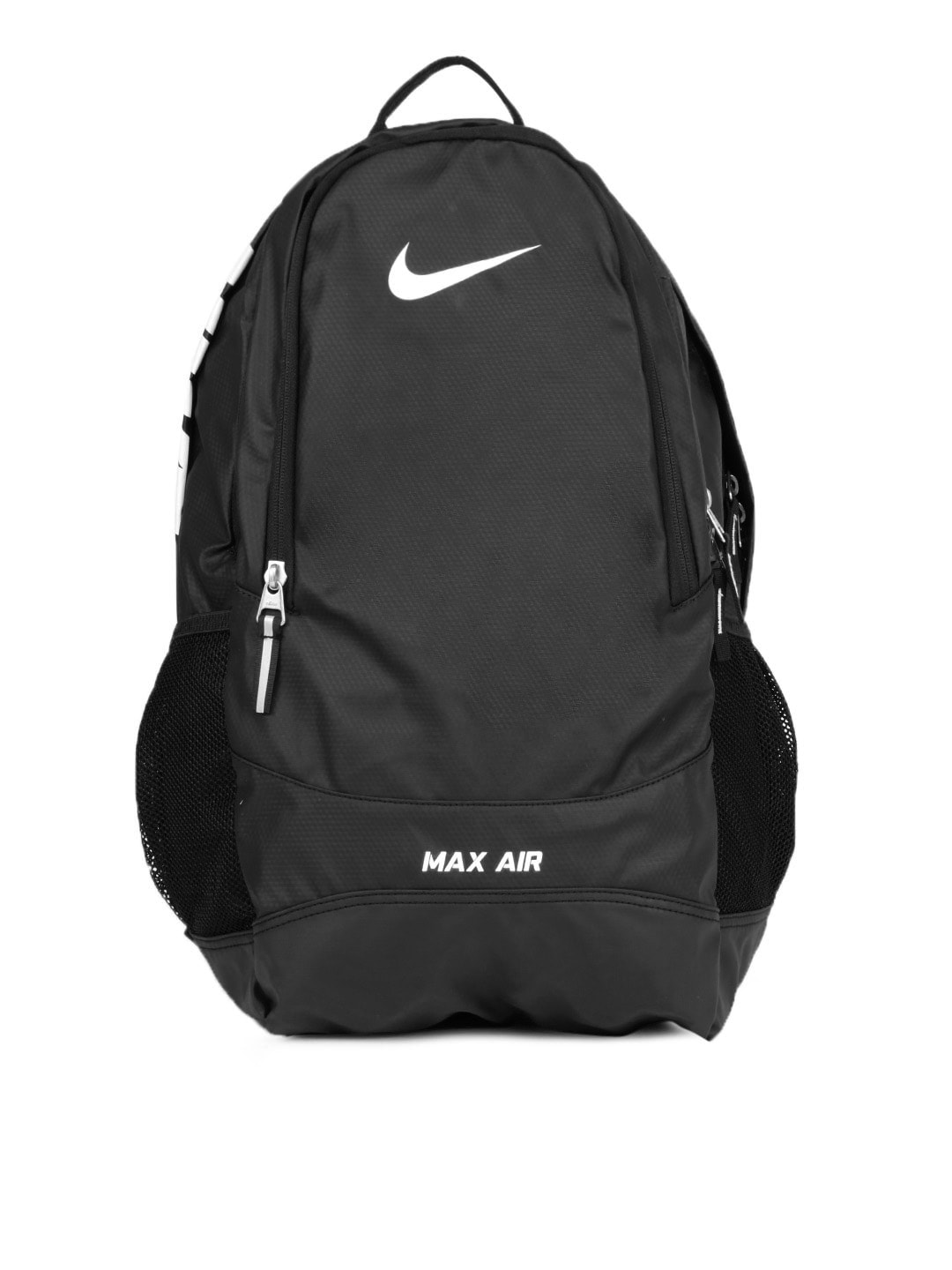 642620cb0cb Nike ba4595-067 Unisex Team Training Max Air Black Backpack- Price in India