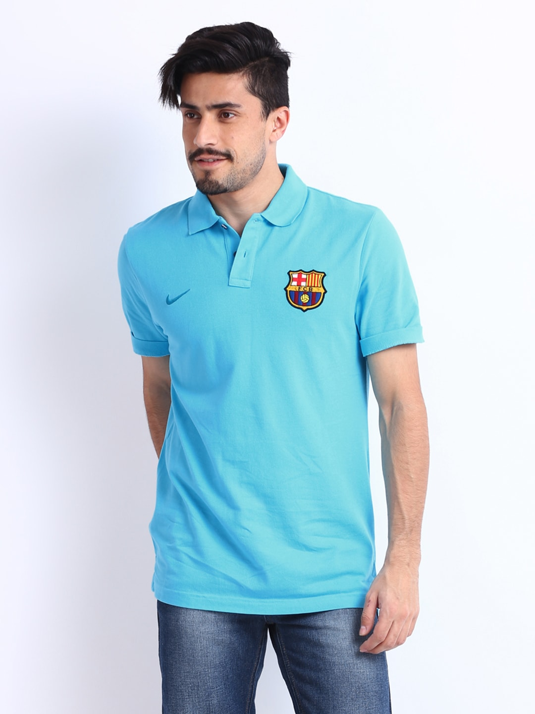 check out 15031 63fb0 Nike Fcb T Shirt India - DREAMWORKS
