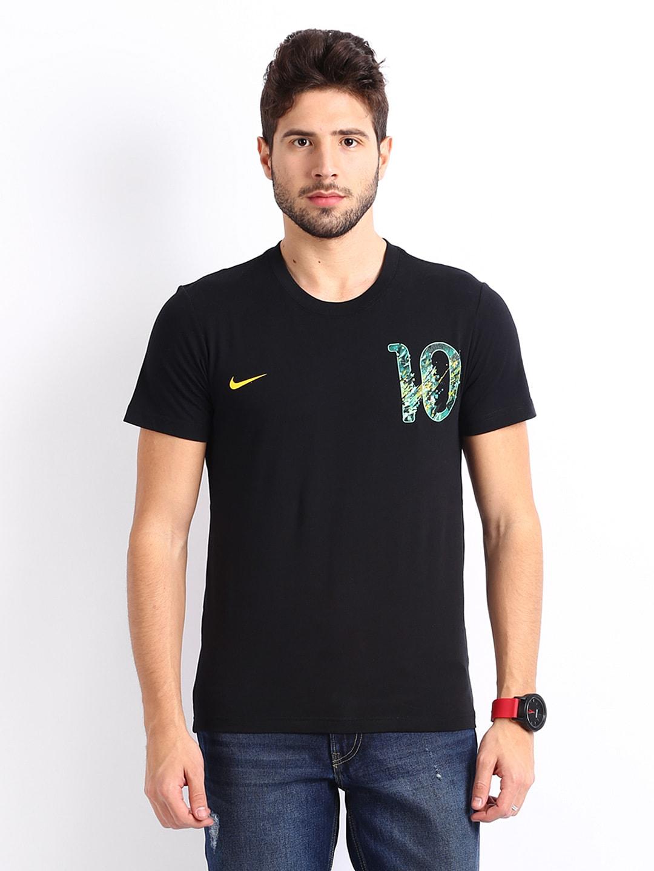 India 010 Jr Best Men 608664 Neymar Shirt Price Black Nike T In xPqTw55n