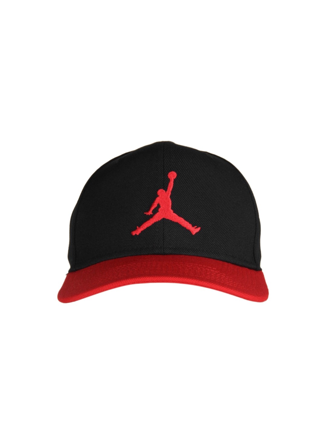 216cfd6a7a8 ... new style nike 513405 012 unisex black jordan true jumpman snapback cap  price in india aab1c