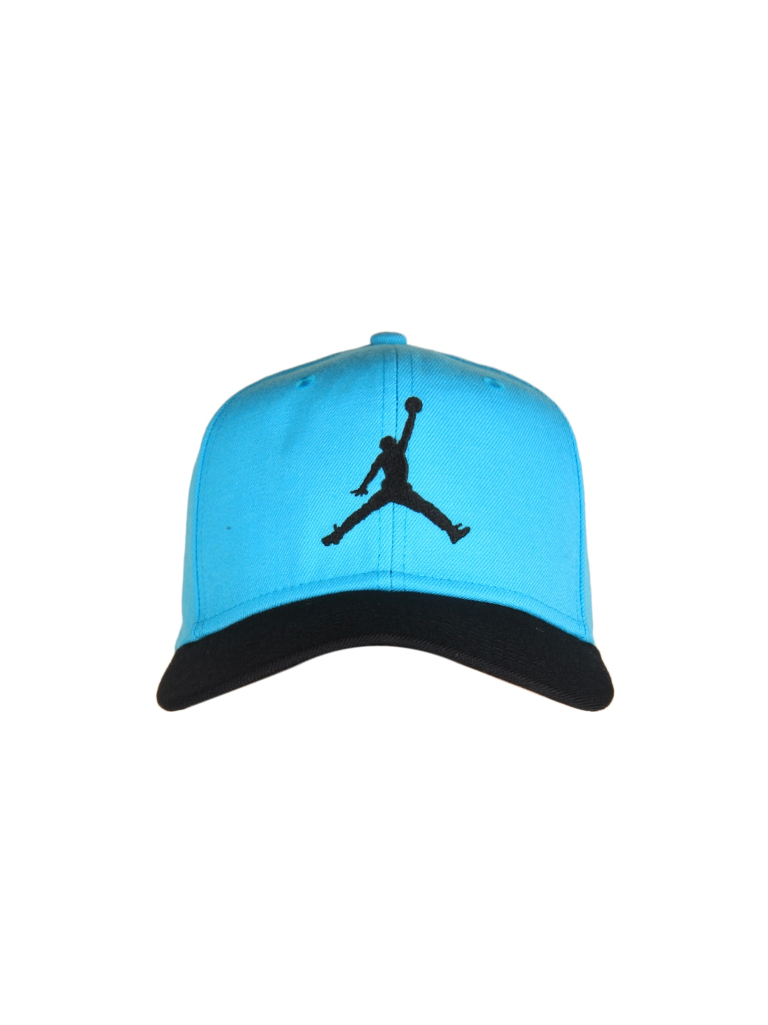 67a1167a072ea4 Nike 513405-456 Unisex Blue And Black Jordan True Jumpman Snapback Cap-  Price in India