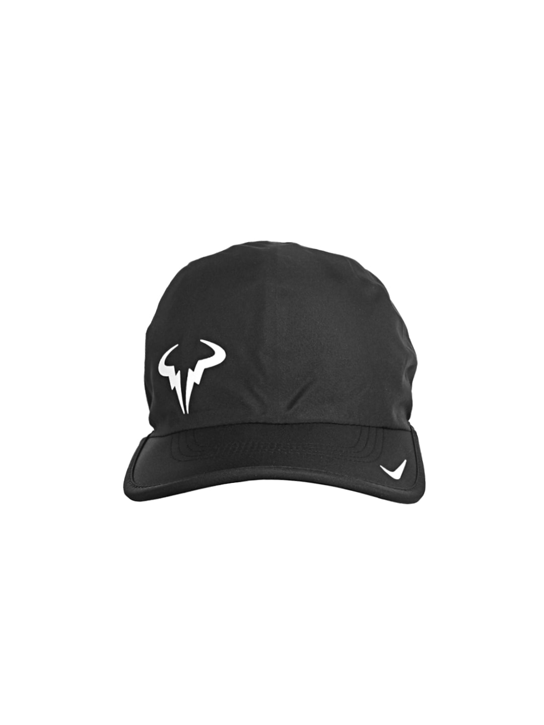 7c5c93899 Nike 613966-010 Unisex Black Rafa Bull Logo Cap - Best Price in ...