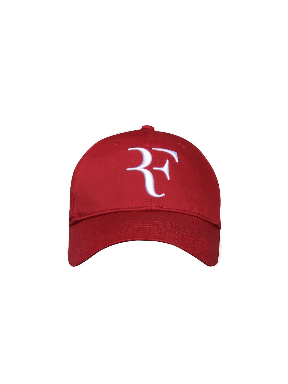 4e07765d53a ... Nike 371202 621 Unisex Red Roger Federer Hybrid Tennis Cap Best