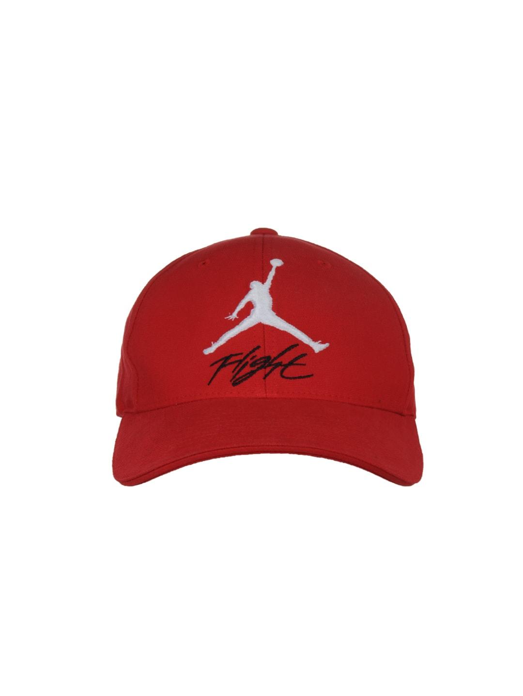 Nike 473865-696 Unisex Red Jordan Stretch Cap - Best Price in India ... 16ee6ba38bc