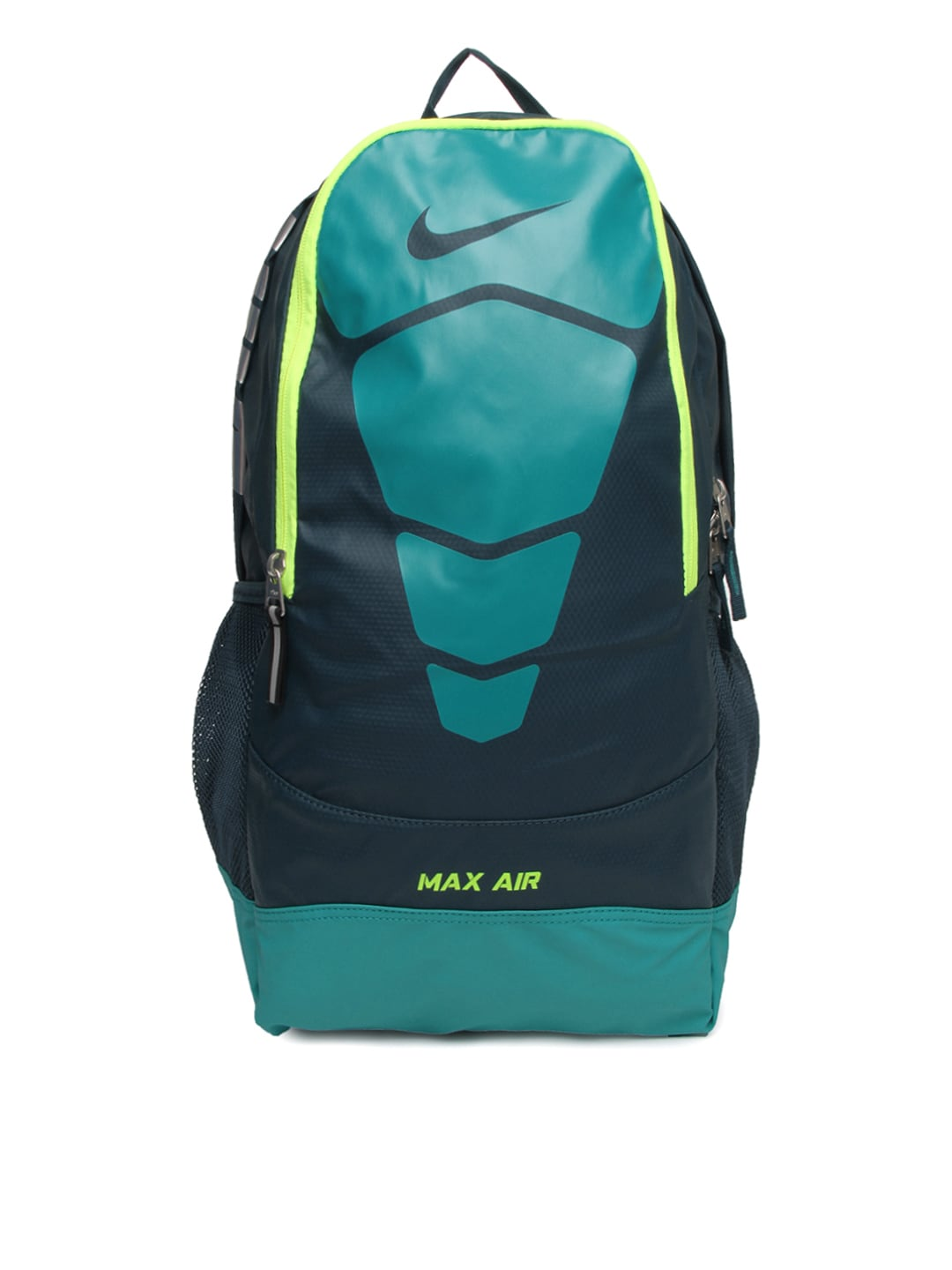 26216db2f9cb Nike ba4729-318 Unisex Teal Blue Vapor Max Air Backpack- Price in India