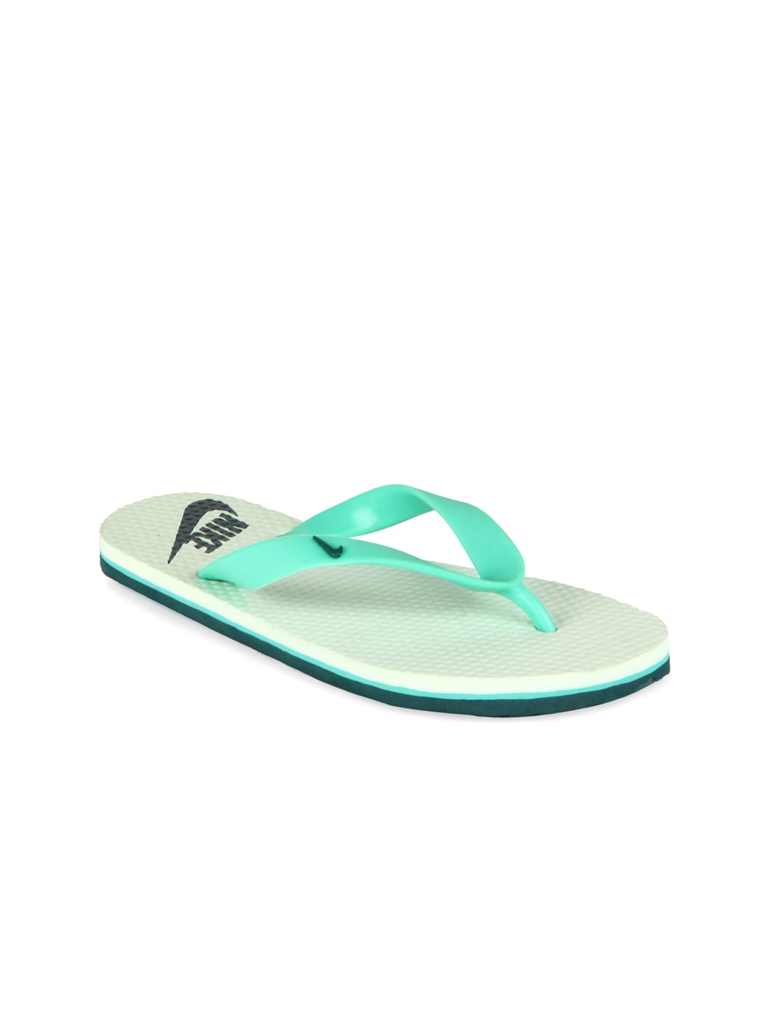 b53b1d8a6 Nike 518227-304 Neon Green Aquahype Flip Flops - Best Price in India ...