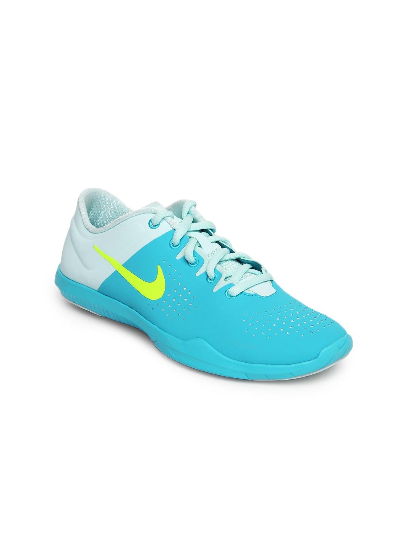 e4994fa0e6412 Nike 616057-401 Women Blue Studio Trainer Sports Shoes - Best ...